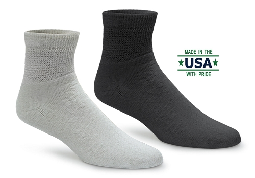 Diabetic Golf Socks (3 Pairs)