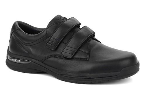 fc08d9408da Nevis Hook & Loop Orthopedic Shoes for Men | Oasis Footwear
